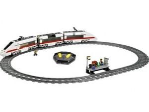 obrázek Lego 7897 City Osobní vlak