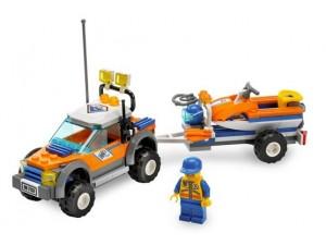 obrázek Lego 7737 City Pobřežní hlídka