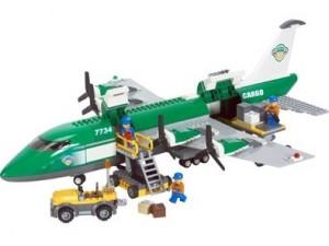obrázek Lego 7734 City Nákladní letadlo