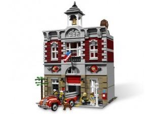 obrázek Lego 10197 Fire Brigade