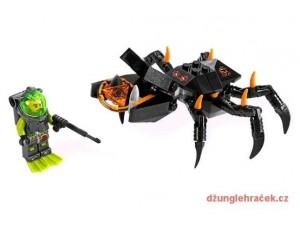 obrázek Lego Atlantis 8056 Střetnutí s obřím krabem