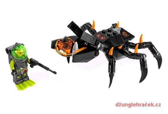 Lego Atlantis 8056 Střetnutí s obřím krabem