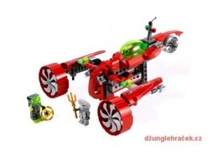 obrázek Lego Atlantis 8060 Tajfunova turbo ponorka