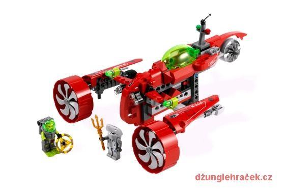 Lego Atlantis 8060 Tajfunova turbo ponorka
