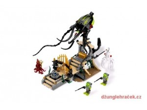 obrázek Lego Atlantis 8061 Chobotnice střeží bránu