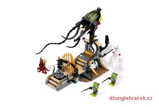 Lego Atlantis 8061 Chobotnice střeží bránu