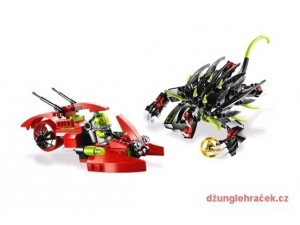 Lego Atlantis 8079 Shadow Snapper