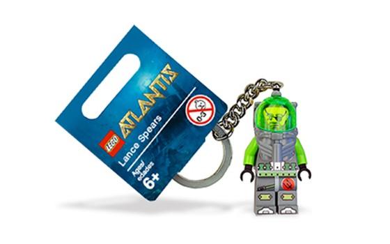 Lego 852776 Potápěč přívěsek na klíče