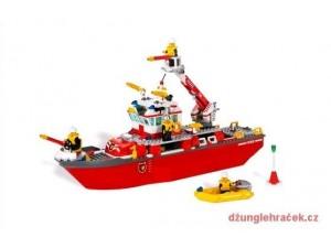 obrázek Lego 7207 City Hasičský člun