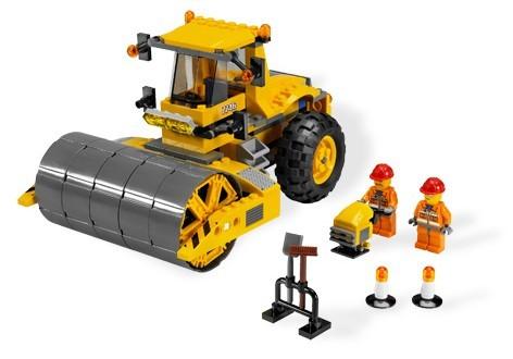 Lego 7746 City Silniční válec