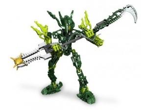 obrázek Lego 8986 Bionicle Glatorian Vastus-rozbaleno