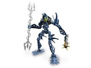 obrázek Lego 8987 Bionicle Glatorian Kiina-rozbaleno