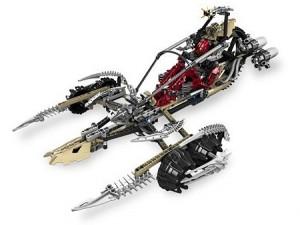 obrázek Lego 8995 Bionicle Glatorian Thornatus V9
