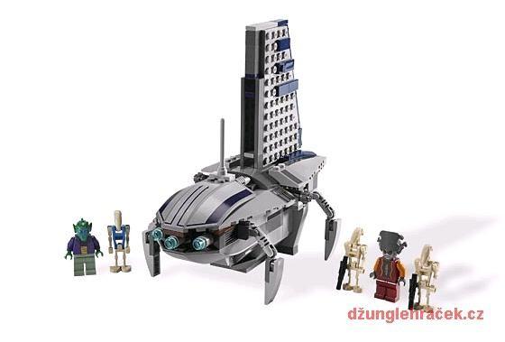 Lego 8036 Star Wars Raketoplán separatistů