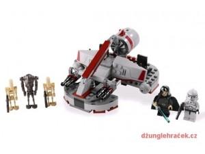 obrázek Lego 8091 Star Wars Republic Swamp speeder