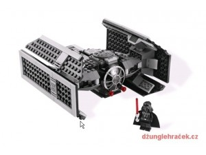 obrázek Lego 8017 Star Wars TIE Stíhačka Darth Vadera