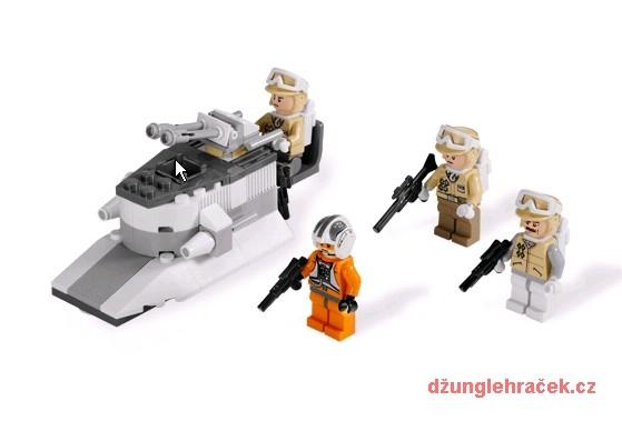 Lego 8083 Star Wars Bojová jednotka rebelů